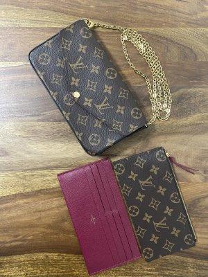 Louis Vuitton Felicie Pochette in Monogram
