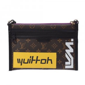 Louis Vuitton Flat messenger