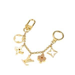 Louis Vuitton Portachiavi oro Metallo