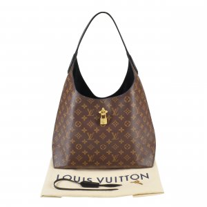 Louis Vuitton Flower Hobo Bag @mylovelyboutique.com