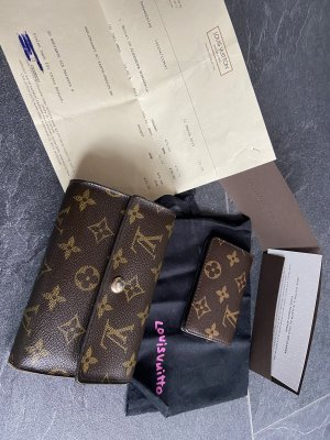 Louis Vuitton Gelbörse