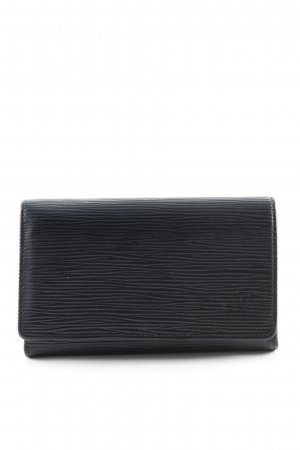 Louis Vuitton Geldbörse schwarz Business-Look