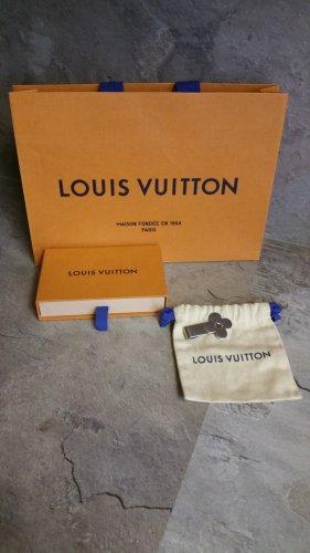 Louis Vuitton Médaillon argenté métal