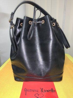 Louis Vuitton Grande Sac Noe GM Epi Leder schwarz Handtasche Beuteltasche