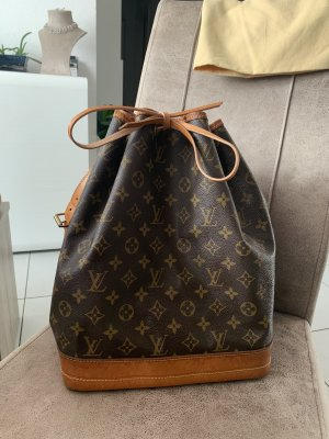 Louis Vuitton Grande Sac Noe GM Monogram Canvas Beuteltasche
