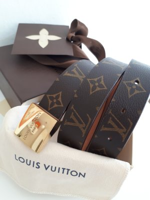 Louis Vuitton Gürtel Carrèe