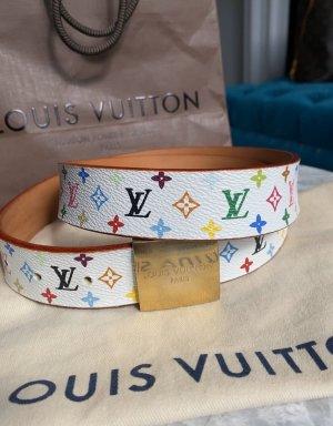 Louis Vuitton Canvas Belt multicolored