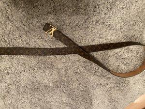 Louis Vuitton Cinturón pélvico color bronce