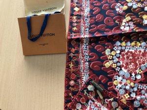 Louis Vuitton Halsdoek veelkleurig