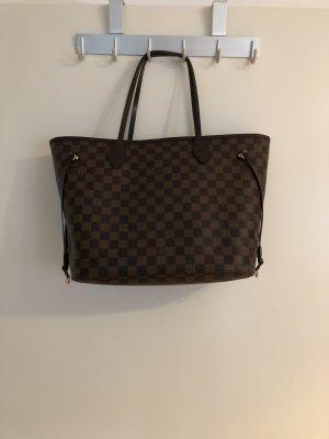 Louis Vuitton Bolsa de hombro marrón
