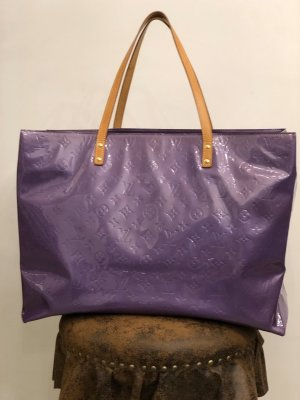 Louis Vuitton Shopper bleu violet