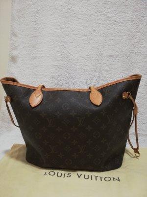 Louis Vuitton Handbag light brown-brown leather