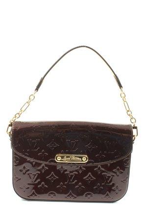 Louis Vuitton Handtasche braun Glanz-Optik