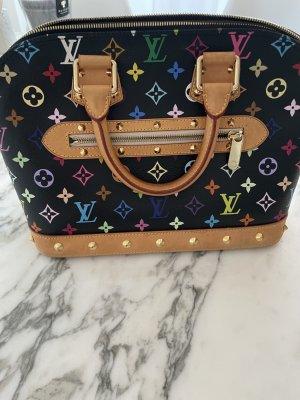 Louis Vuitton Handtasche Alma M. multicolore noir