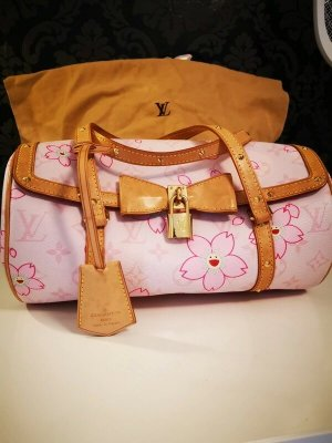 Louis Vuitton Handtasche Cherry Blossom Papillon Monogram Sakura