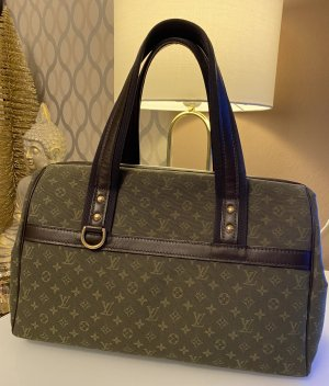 Louis Vuitton Shoulder Bag taupe-green grey