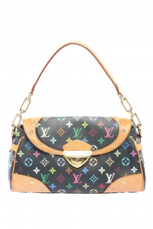 Louis Vuitton Handtasche Motivdruck Casual-Look