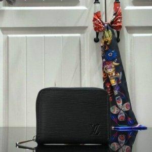 Louis Vuitton Handtasche Schwarz Klein