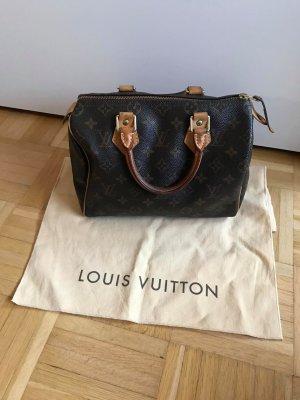 Louis Vuitton Handtasche Speedy 25 in Braun Monogram Canvas