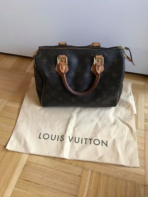 Louis Vuitton Handtasche Speedy 25 in Braun Monogram Canvas