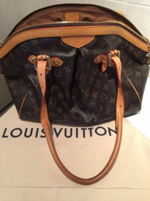 Louis Vuitton Handtasche Tivoli GM Monogramm Canvas Shopper