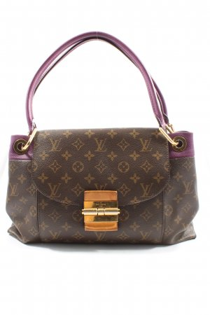Louis Vuitton Henkeltasche Allover-Druck Casual-Look