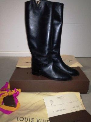 Louis Vuitton Heritage Stiefel Reiterstiefel Gr,40 mit Rechnung