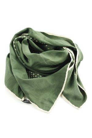 Louis Vuitton Hijab khaki-wollweiß Business-Look