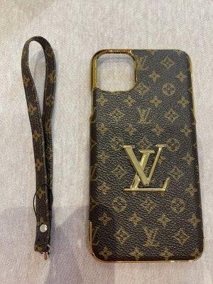 Louis Vuitton Pokrowiec na telefon komórkowy Wielokolorowy