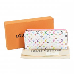 Louis Vuitton Insolite Multicolor Litchi Geldbörse @mylovelyboutique.com