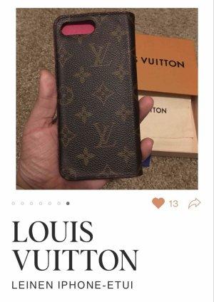 Louis Vuitton Étui pour téléphone portable multicolore
