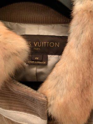 Louis Vuitton Jacke mit Echtpelz