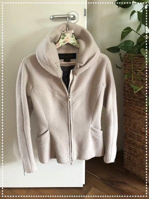 Louis Vuitton Giacca di lana bianco sporco