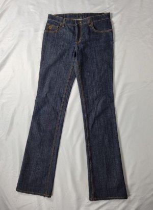 Louis Vuitton Boyfriend Jeans blue cotton
