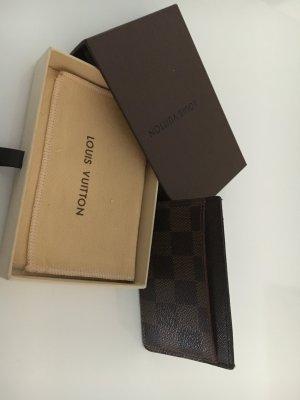 Louis Vuitton Porte-cartes brun