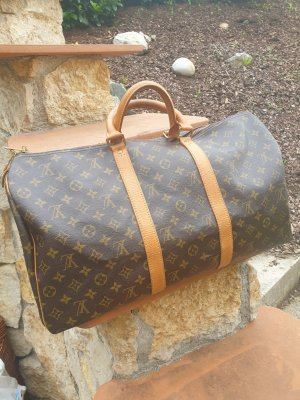 Louis Vuitton Keepall 50 Monogram Canvas Vintage
