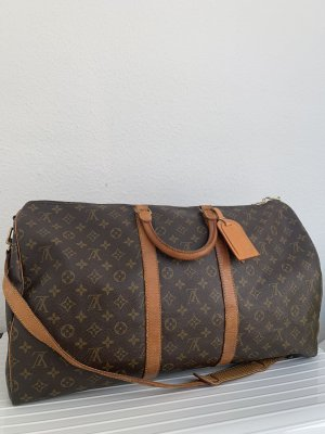 Louis Vuitton Keepall 55 mit Schulterriemen