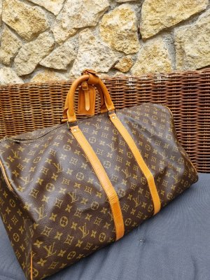 Louis Vuitton Travel Bag multicolored