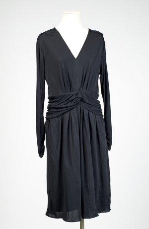 Louis Vuitton Sukienka o kroju litery A czarny