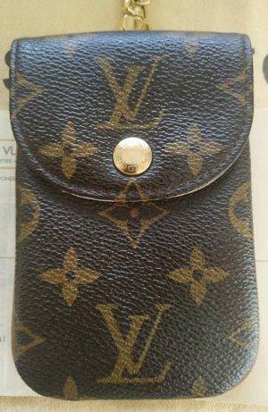 Louis Vuitton Pochette marrone chiaro-marrone scuro