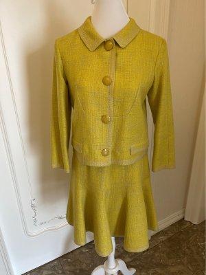 Louis Vuitton Tailleur giallo pallido-crema