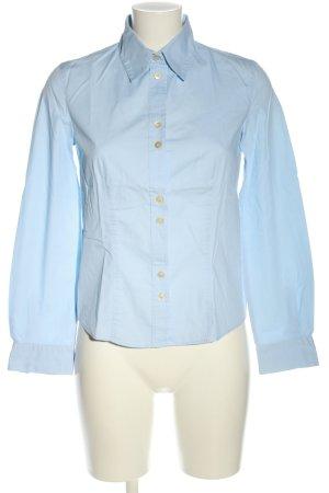 Louis Vuitton Chemise à manches longues bleu style d'affaires
