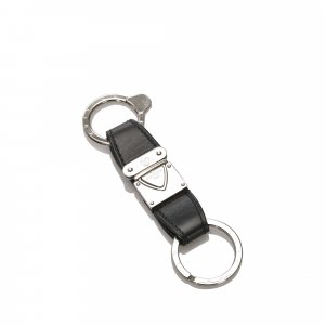 Louis Vuitton Leather Key Ring