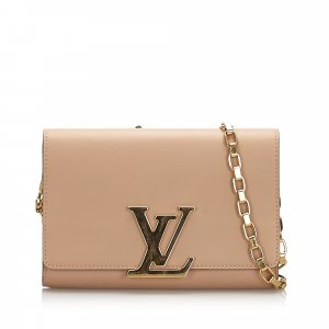Louis Vuitton Leather Louise GM