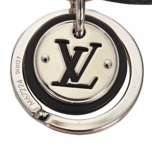 Louis Vuitton Leather Rope Keychain