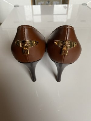 Louis Vuitton Leder Pumps