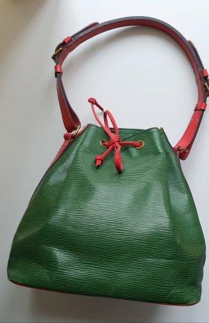 Louis Vuitton limited edition bucket bag, Model NèoNoè, erfrischende Frühlingsfarben!