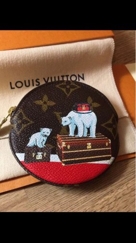 Louis vuitton Limited Edition Portemonnaie Rond