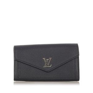 Louis Vuitton Lockme Long Wallet