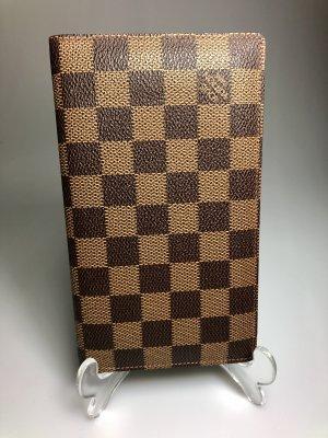 Louis Vuitton Portemonnee lichtbruin-donkerbruin